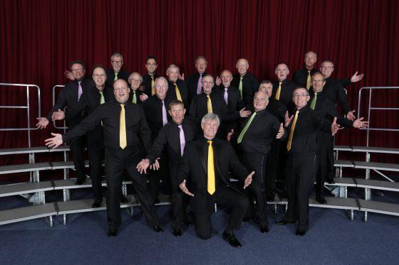 Ocean Harmony Barbershop Chorus